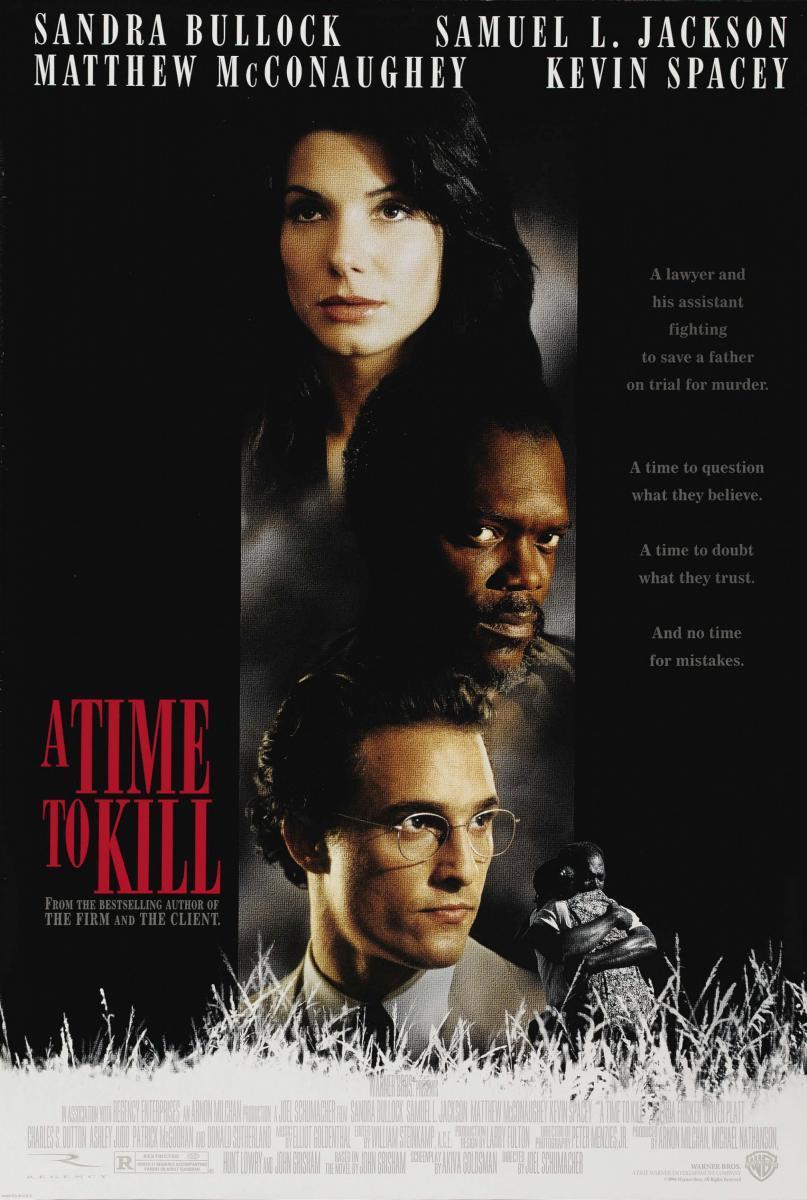 Tiempo de matar [1996][Español Latino][1080p][MEGA]