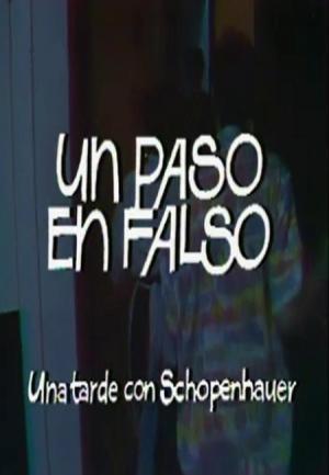 Un paso en falso. Una tarde con Schopenhauer (TV)