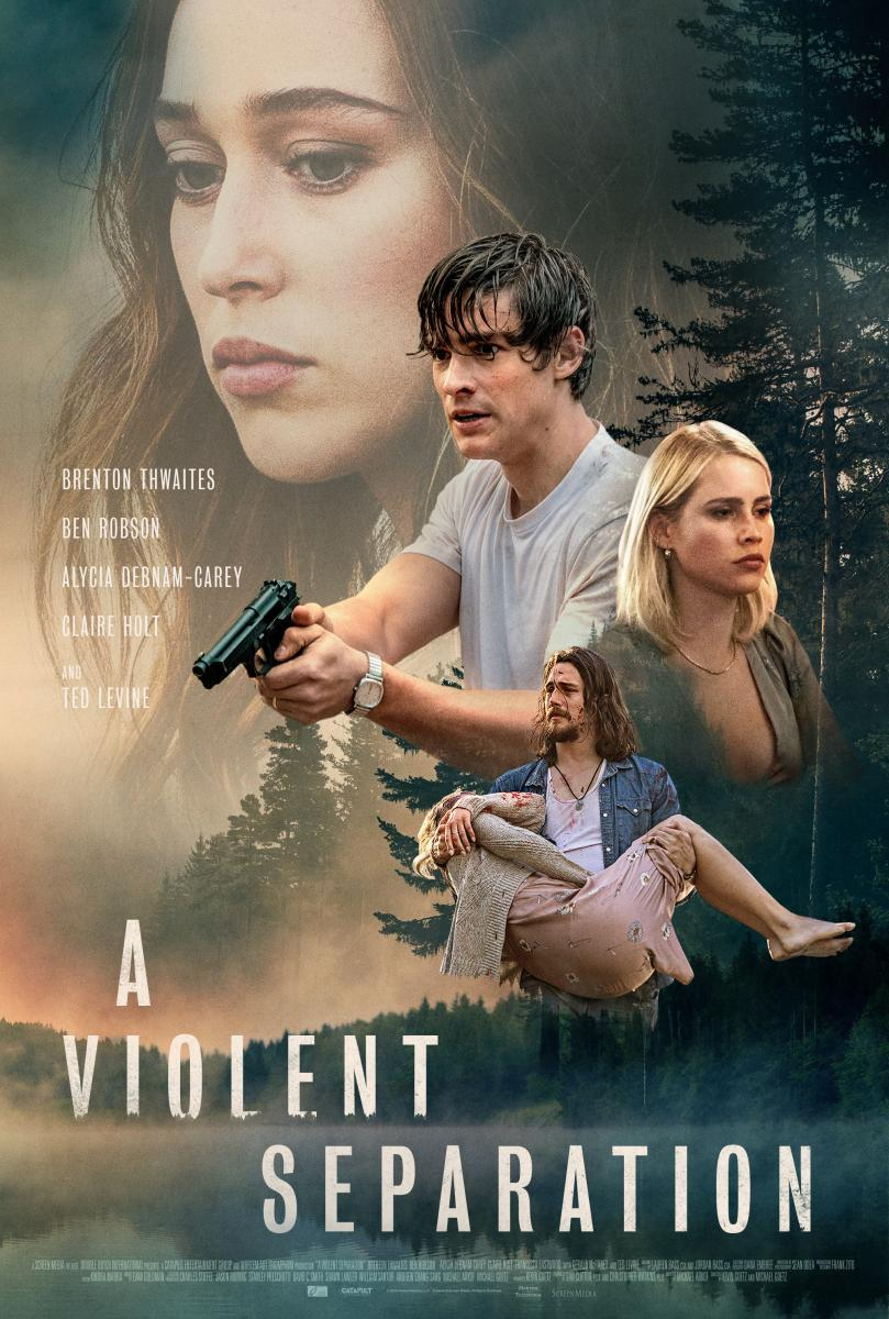 A Violent Separation [2019][Latino][1080p][MEGA y GD]