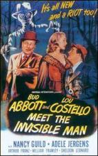 Abbott y Costello contra el hombre invisible
