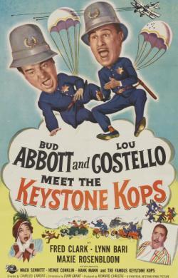 Abbott and Costello Meet the Keystone Kops