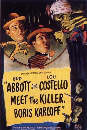 Abbott y Costello contra el asesino