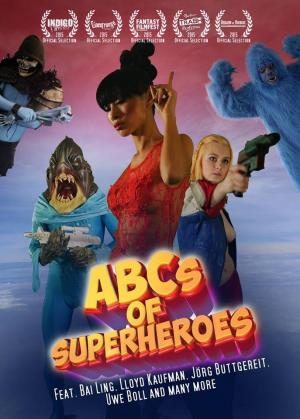 ABCs of Superheroes