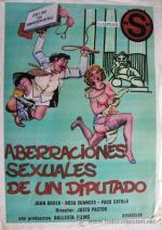 Aberraciones sexuales de un diputado