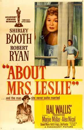 El amor de la señora Leslie