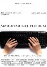 Absolutamente personal (S)
