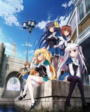 Absolute Duo (Serie de TV)