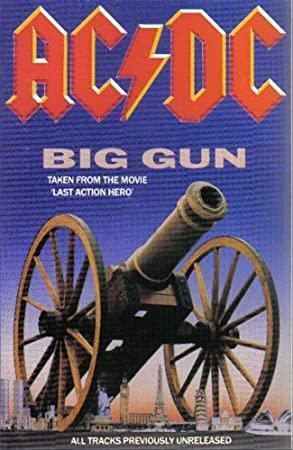 AC/DC: Big Gun (Vídeo musical)