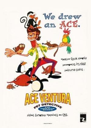 Ace Ventura: Detective de mascotas (Serie de TV)