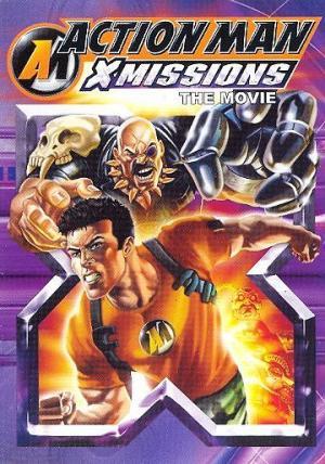 Action Man: X-Missions, la película