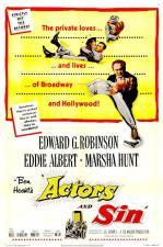 Actores y pecados