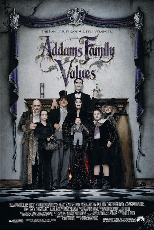 Los locos Addams II (1993) ()