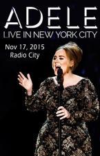Adele Live in New York City (TV)