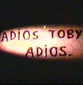 Adiós Toby, adiós (S)