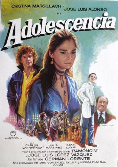 Bacanal de adolescentes 1982