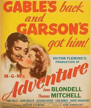 Adventure (1945) - FilmAffinity