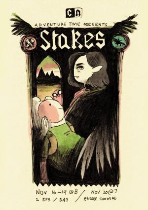 Adventure Time Mini Series: Stakes (TV Miniseries)