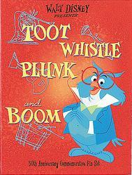 Toot, Whistle, Plunk and Boom (C)