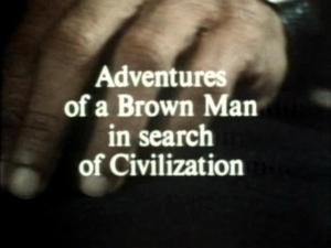 Adventures of a Brown Man in Search of Civilization (TV)