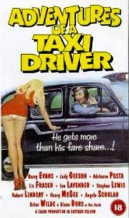 Confesiones de un Taxi Driver