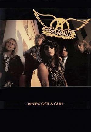 Aerosmith: Janie's Got a Gun (Music Video)