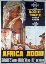 Adiós, África