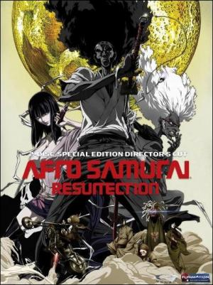 Afro Samurai: Resurrection (TV)