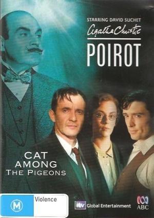 Agatha Christie: Poirot - Un gato en el palomar (TV)