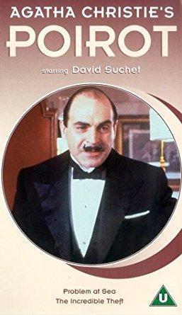 Agatha Christie: Poirot - Problema en el mar (TV)