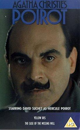 Agatha Christie: Poirot - El caso del testamento desaparecido (TV)