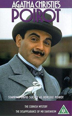 agatha christie poirot curtain pbs · Hercule Poirot — MurderMysteries.com