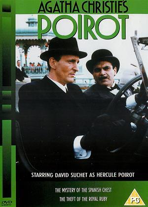 Agatha Christie: Poirot - El misterio del cofre español (TV)