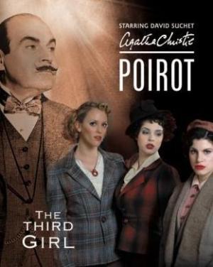 Agatha Christie: Poirot - La tercera muchacha (TV)