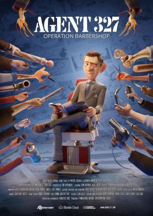 Agent 327: Operation Barbershop (C)