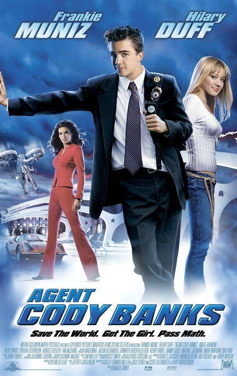 Agente Cody Banks: Súper espía (2003) 1080p MEGA Latino ()