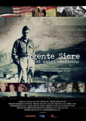Agente Sicre, el amigo americano