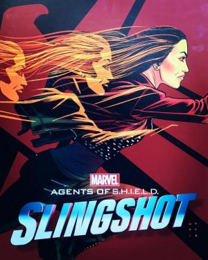 Agents of S.H.I.E.L.D.: Slingshot (Miniserie de TV)