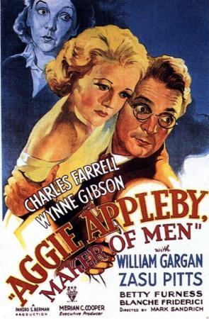 Aggie Appleby, creadora de hombres