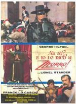 Las nuevas aventuras del Zorro