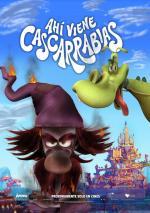 Ahí viene Cascarrabias