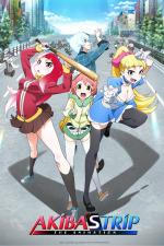Akiba's Trip: The Animation (Serie de TV)