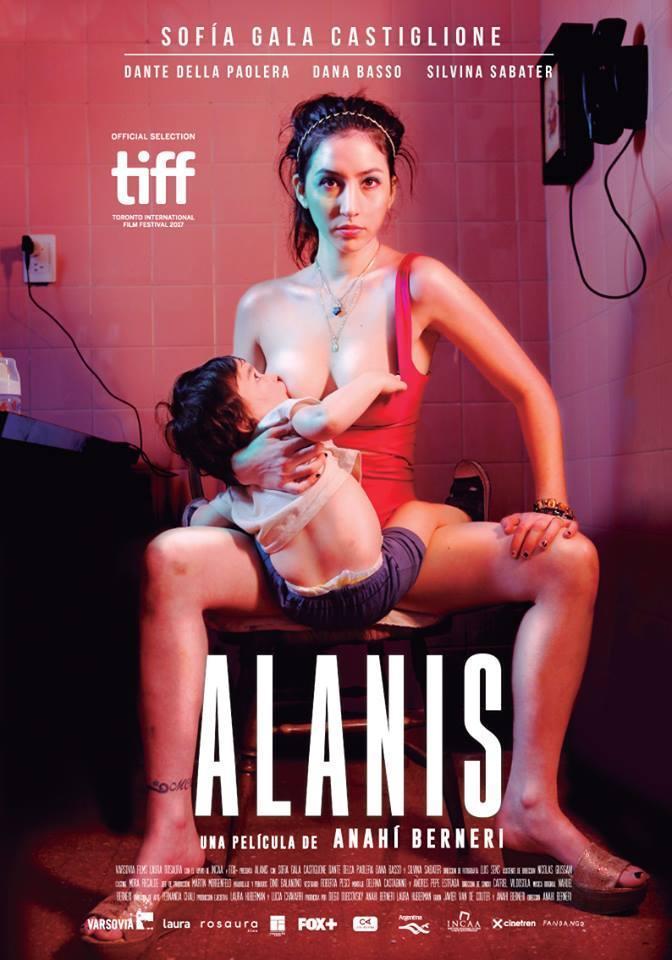 Resultado de imagen de imagenes de la película Alanis