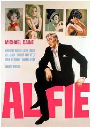 Alfie, el seductor irresistible