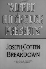 Alfred Hitchcock Presents: Breakdown (TV)