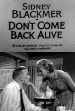Alfred Hitchcock presenta: No vuelvas con vida