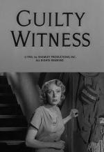 Alfred Hitchcock presents: Guilty witness (TV)
