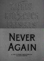 Alfred Hitchcock Presents: Never Again (TV)
