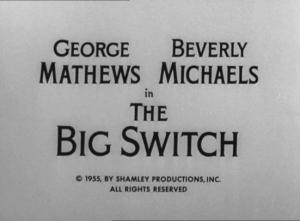 Alfred Hitchcock presents: The big switch (TV)