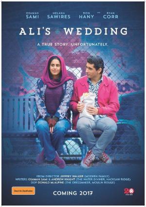 La boda de Ali