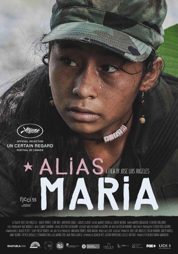 Alias María (2015) 1 LINK Latino